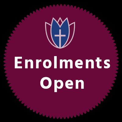 Enrolments Open